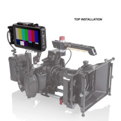 SHAPE HDMI lock system and top plate kit for Atomos Ninja V