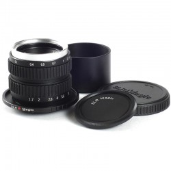 SLR Magic 3517MFT 35mm F1.7 Lens - MFT