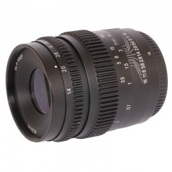 SLR Magic CINE 3514MFT CINE II 35mm T1.4 Lens - MFT