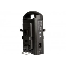 SWIT SC-302S 2-ch V-mount Battery Charger