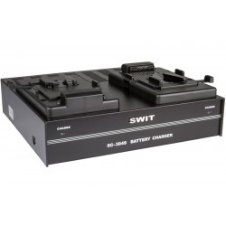 SWIT SC-304S 2-ch V-mount Battery Charger