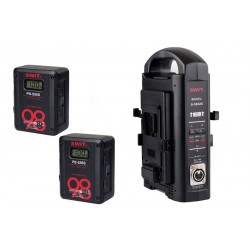 SWIT SP-S98/3822S Battery and Charger Bundle