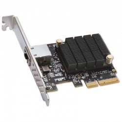 Sonnet Solo 10G PCIe Card 10GBASE-T Gigabit Ethernet PCI Express 3.0 Adapter Card