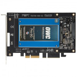 Sonnet Tempo SSD 6 Gb/s SATA PCIe Card for 2.5-inch SSD drives