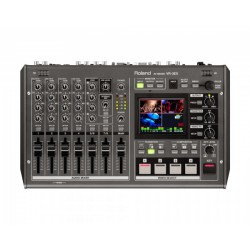 Roland VR3EX AV Mixer 4Ch with HDMI in/out & Touch Multi-Viewer