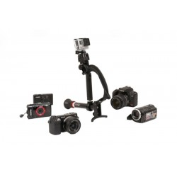 Varizoom STEALTHYGO-BLK Multi-Use Support Tripod and Stabizer - Black