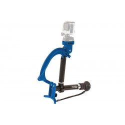 Varizoom VZ-STEALTHYGO Multi-Use Support Tripod and Stabilizer - Blue
