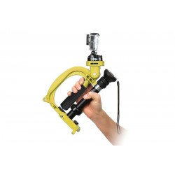 Varizoom VZ-STEALTHYGO Multi-Use Support Tripod and Stabilizer - Yellow