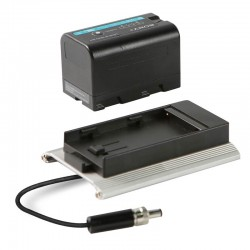 Datavideo MB-4C Battery adapter / mount for DAC series - Canon