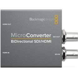Blackmagic Design HDMI to SDI Bi Directional Micro Converter - With Power Supply