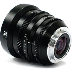 SLR Magic 25mm T1.5 MicroPrime CINE Lens - X Mount