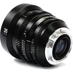 SLR Magic 35mm T1.3 MicroPrime CINE Lens - X Mount