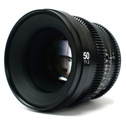 SLR Magic 50mm T1.2 MicroPrime CINE Lens - X Mount