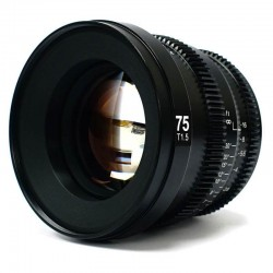 SLR Magic 75mm T1.5 MicroPrime CINE Lens - X Mount