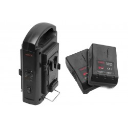SWIT SP-82/302S Twin Battery  / Charger Kit