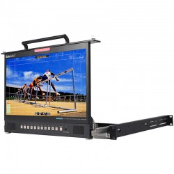 "Datavideo TLM-170VM Foldable 17"" ScopeView Production Monitor"