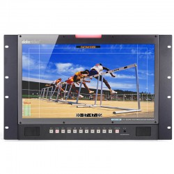 "Datavideo TLM-170VR 7U Rack Mount 17"" ScopeView Production Monitor"
