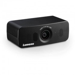 Lumens VC-B10U-B ePTZ USB Camera - Black
