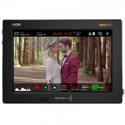 "Blackmagic Video Assist  7"" 12G HDR Portable Monitor / Recorder"