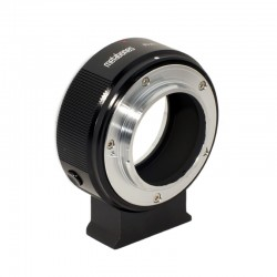 Metabones ROLLEI QBM to Micro 4/3 Adapter (Black Matt)