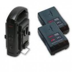 SWIT SP-152/302S V Lock Battery and Charger Kit